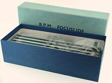 BPM Focuslide - Macro Focusing Rail for Bellows / Macro Lens - Boxed, Near Mint