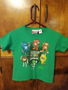 M & M Racing Color Wheel T-Shirt Youth XS Chase Authentics