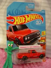 MAZDA REPU truck #83 USA 50✰Red;st8;YOKOHAMA✰HOT TRUCKS✰2018 Hot Wheels CASE D/E