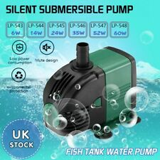 Submersible Water Pump for Outdoor Garden Fountain Aquarium Fish Tank Pond*
