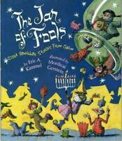 The Jar of Fools: Eight Hanukkah Stories from Chelm-ExLibrary
