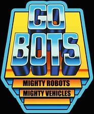 80's Cartoon Classic GoBots Logo custom tee Any Size Any Color