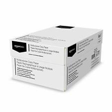 Multipurpose Copy Printer Paper White 85x11 Inches 8 Ream Case4000 Sheets