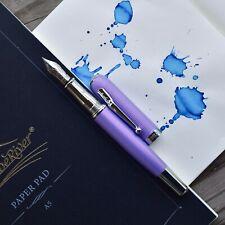 Monteverde Rodeo Drive Iridescent Purple Fountain Pen Steel Nib