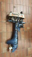 Suzuki Aussenbordmotor 4.5 PS 2 takt  Bootsmotor für Schlauchboot defekt