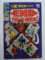 X-Men #46 July 1968 Marvel Comics