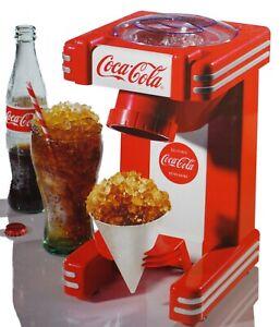 Coca Cola Eis würfel crusher zerkleinerer ice maschine Eismaschine