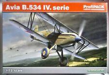 Avia B.534 IV.serie ProfiPack Edition 1/72 Eduard 70102