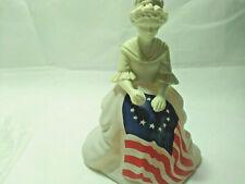 Avon Betsy Ross Figurine Sonnet Cologne 4Fl Oz Full Bottle New