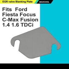 EGR Valve Blanking Plate FITS Ford Fiesta, Focus, C-Max, Fusion 1.4 1.6 TDCi BHP