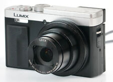 Panasonic LUMIX DC-ZS80 20.1 MP 4K Digital Camera Silver