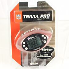 NFL Trivia Pro Electronic Handheld Football Trivia Game by Excalibur Electronics