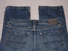 INDIGO PALMS JEANS by TOMMY BAHAMA STRAIGHT LEG THICK SOFT COTTON MEN'S 35 32 EE