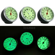Car In-Outdoor Thermometer Luminous Digital Decoration For Automotive Auto Z8U0