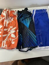 Boys Swim Trunks Old Navy Lot Large