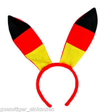 Germany Merchandise EM WM 2016 Football Germany Plush Hair band Bunny Ears