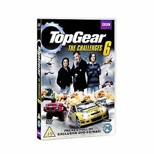 Top Gear - The Challenges 6 [DVD] *NEU* Jeremy Clarkson