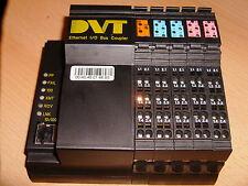DVT - Cognex - CON-EBC / CON-DI4 / CON-DO4 - Ethernet I/O Bus Coupler
