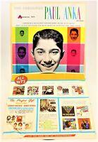 The Fabulous Paul Anka And Others LP 1950's Original Vinyl VG
