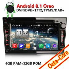 8-Core Android 8.1 DAB+4G Car Stereo Radio GPS Opel Vauxhall Corsa Vivaro Vectra