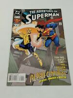 The Adventures of Superman #527 (September 1995) Vintage DC Comics Free Shipping