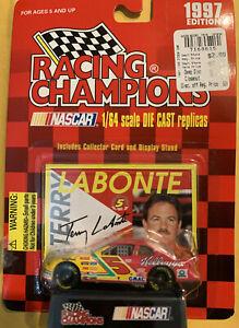 Terry Labonte Racing Champions 1997 Edition Nascar 1:64 Diecast Car #5 Kelloggs