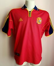 Spain 1999 - 2001 Home football shirt size L
