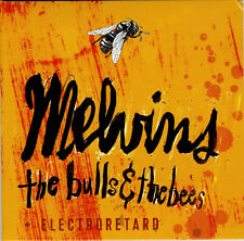 Melvins 'The Bulls & the Bees'/'Electroretard' new shrinkwrapped CD