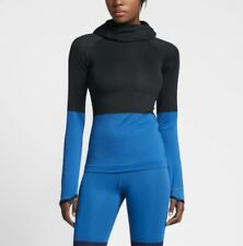 NikeLab Essentials Baselayer Women's Long Sleeve Training Top (M) 848719 010