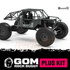 Gmade GOM PLUS KIT 1:10 GR01 4WD Rock Buggy RC Cars Kit w/Option Parts #GM56020