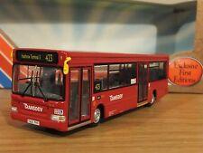 EFE TRANSDEV LONDON UNITED PLAXTON POINTER 2 DART SLF BUS MODEL 36608 1:76