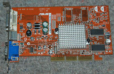 ASUS A9200SE/TD/128M/A ATI Radeon 9200SE 128MB DDR 64-bit PASSIVE AGP VGA card