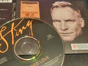 STING / SACRED LOVE - SACD HYBRID SURROUND - SPEZIAL ETITION - 2003 A&M RECORDS