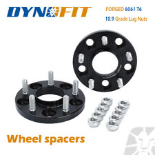 2PC 15mm 5x4.5(5x114.3mm) Wheel Spacers for Nissan 370Z 350Z 12x1.25 Infiniti