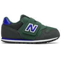 New Balance 373 Sneaker Bambino IV373KE Navy Green