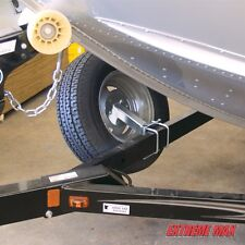 Extreme Max 3001.0064 High Mount Spare Tire Carrier Spare Tire Carrier New!