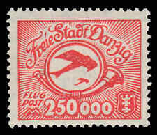 Scott # C22 - 1923 - ' Posthorn & Planes ' No Network