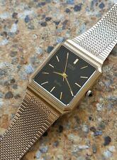 Seiko Dolce Quartz 5931 5490 NSAG December 1982 Dress Watch