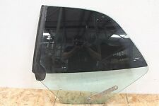 v5140 94-98 SAAB 900 99-03 SAAB 9-3 CONV Quarter Window Glass LH Left Driver OEM