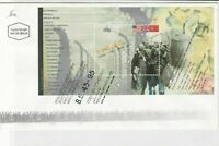israel 1995 illustrated stamps sheet cover ref 19900