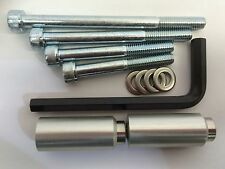 XNTRIX TYPE 1 STUNT SCOOTER PEG SET(SPECIAL END OF LINE PRICE) x 2 SETS SILVER