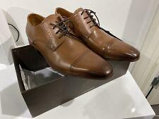 Florsheim Mens Shoes Regent Tan, Size 42 BNIB RRP $179.95
