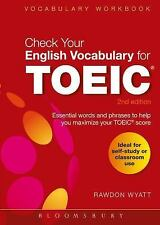 Check Your English Vocabulary for TOEIC: All you need to pass your-ExLibrary