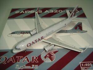 "Phoenix 400 Qatar Airways QR A320-200WL ""2010s color"" 1:400"
