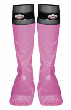 Power Rangers SPD Pink Boot Covers New for Childs Costume 2005