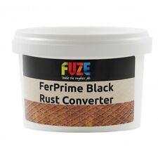 FerPrime Black Rust Treatment, Rust Converter, Rust Primer - 500 mls