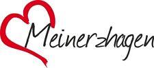 """AUTO Adesivo """"Meinerzhagen"""" Sticker Città Germania circa 7x16cm konturgesch."""