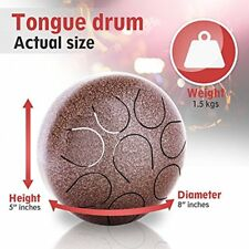 Professional mini steel tongue percussion drum, hand pan,hand drum, tongue drum