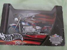 New Hot Wheels Racing Nascar Thunder Rides Valvoline Motorcycle Model 55734