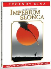 IMPERIUM SŁOŃCA (EMPIRE OF THE SUN) - 2 DVD